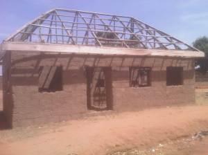 Kalkulum Maternity Clinic under construction